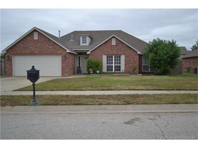 Collinsville Single Family Home For Sale: 11707 E 118th Street North