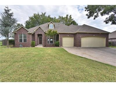 Bixby Single Family Home For Sale: 2621 E 138th Place S