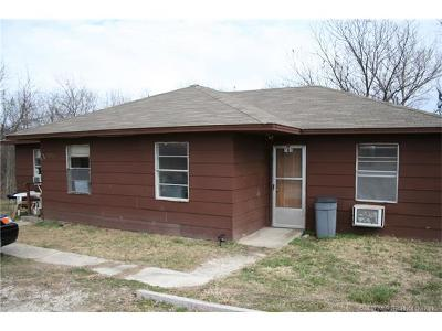 Ada Multi Family Home For Sale: 12900 County Road 3579
