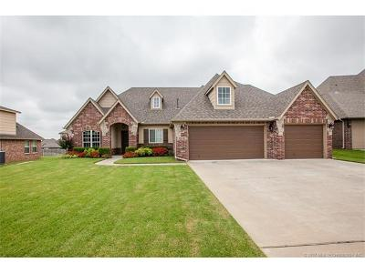 Broken Arrow Single Family Home For Sale: 1515 E Orlando Court