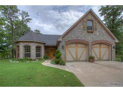 Claremore Single Family Home For Sale: 16533 Neel Drive