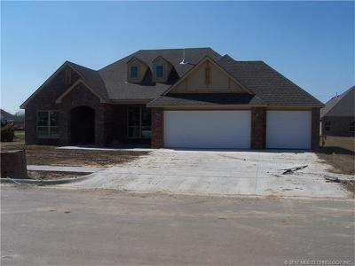 Collinsville Single Family Home For Sale: 13756 N 131st East Avenue