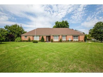 Tulsa Single Family Home For Sale: 6028 S Marion Place