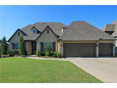 Tulsa Single Family Home For Sale: 16408 E 47th Place