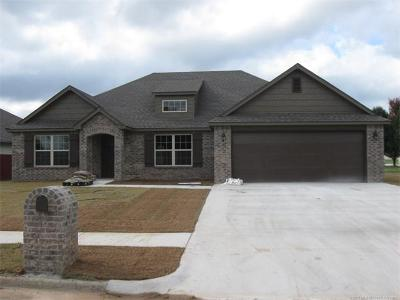 Claremore Single Family Home For Sale: 2101 Walnut Hill Lane