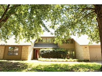 Tulsa Single Family Home For Sale: 7419 S Norwood Avenue