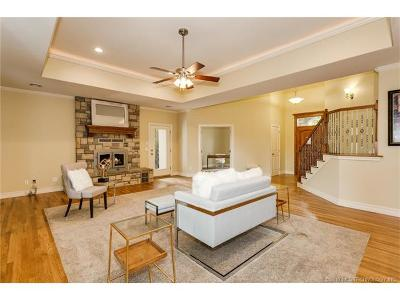 Jenks Single Family Home For Sale: 1213 W 108th Street S
