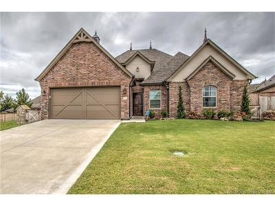 Tulsa Single Family Home For Sale: 4730 E 143rd Court S