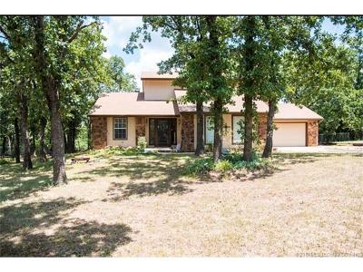 Sapulpa Single Family Home For Sale: 981 Ridge Oak Road