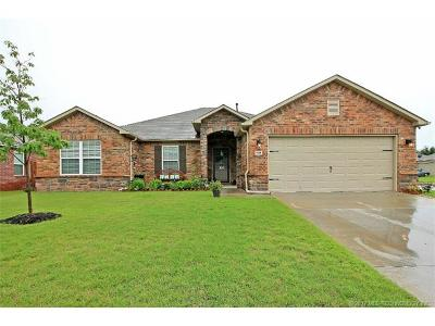 Bixby Single Family Home For Sale: 8618 E 126th Place S