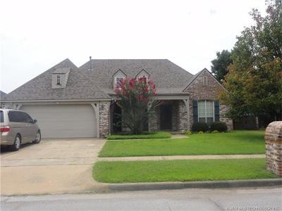 Owasso Single Family Home For Sale: 13606 E 88th Street North