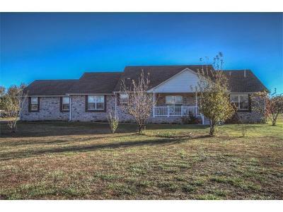 Bixby Single Family Home For Sale: 14590 E Hwy 64