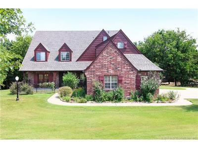 Owasso Single Family Home For Sale: 10005 N 185th East Avenue