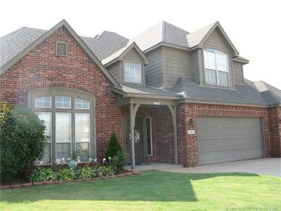 Broken Arrow Single Family Home For Sale: 1406 N 18th Place
