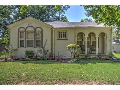 Okmulgee Single Family Home For Sale: 430 E 19th Street
