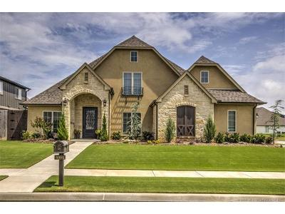 Tulsa Single Family Home For Sale: 4391 S 169th East East Avenue