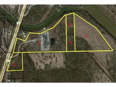 Catoosa Residential Lots & Land For Sale: Hwy 266 255th Avenue E