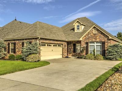 Broken Arrow Single Family Home For Sale: 3972 N Pine Avenue