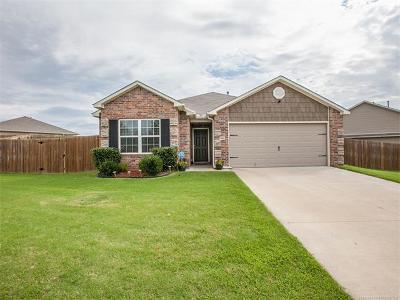 Broken Arrow Single Family Home For Sale: 2808 W Glendale Street