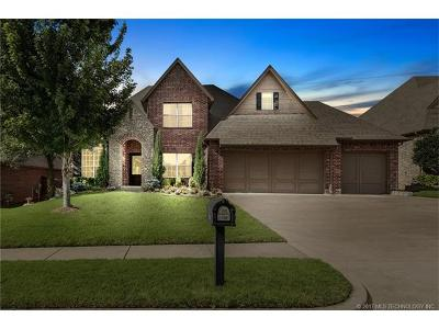 Bixby Single Family Home For Sale: 7261 E 111th Place