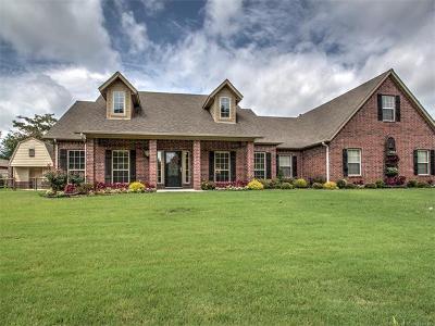 Bixby Single Family Home For Sale: 11178 S 109th East Avenue