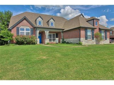 Bixby Single Family Home For Sale: 13421 S 19th Court E