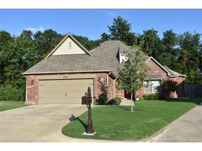 Broken Arrow Single Family Home For Sale: 1005 W Urbana Street
