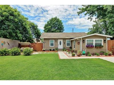 Tulsa Single Family Home For Sale: 1132 S College Avenue