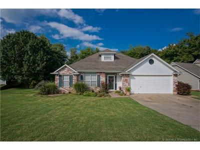 Claremore Single Family Home For Sale: 1012 N Douglas Drive