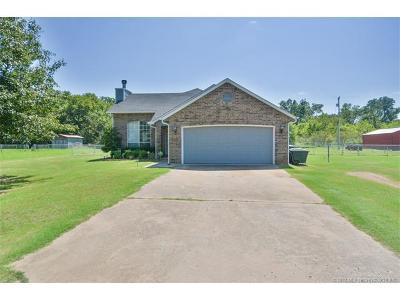 Sand Springs Single Family Home For Sale: 15082 W 18th Place
