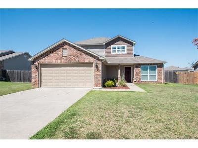 Broken Arrow Single Family Home For Sale: 9292 S 256th East Avenue
