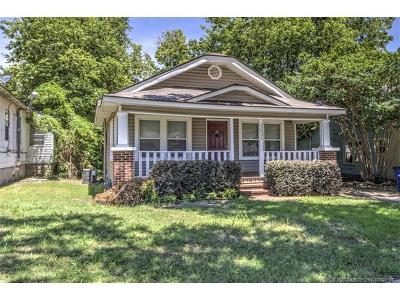Tulsa Single Family Home For Sale: 2631 E 1st Street