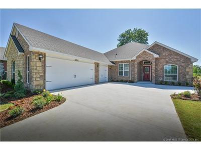 Bixby Single Family Home For Sale: 6319 E 147th Street S