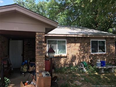Broken Arrow Single Family Home For Sale: 6315 S 116th East Avenue