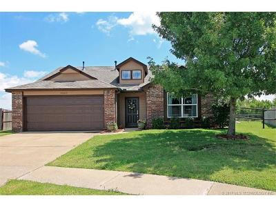Owasso Single Family Home For Sale: 10603 N 146th East Avenue