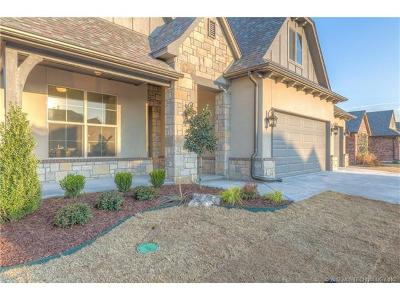 Jenks Single Family Home For Sale: 12813 S Date Street
