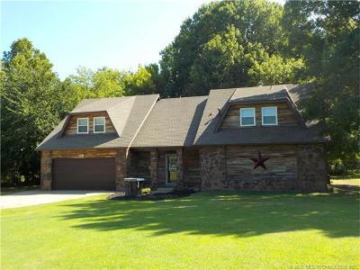 Broken Arrow Single Family Home For Sale: 7017 S 253rd East Avenue E