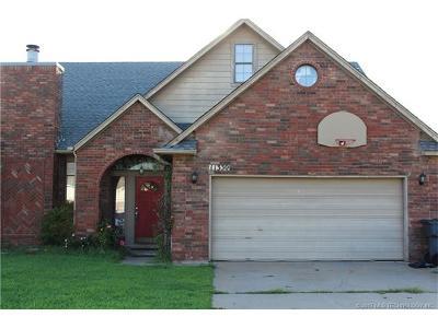 Bixby Single Family Home For Sale: 11330 S 106th East Avenue