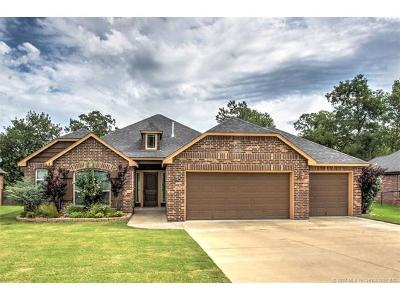 Sand Springs Single Family Home For Sale: 3809 S Maple Avenue