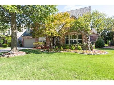 Tulsa Single Family Home For Sale: 5446 E 88th Street