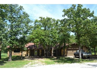 Skiatook Single Family Home For Sale: 4924 W 165th Street North
