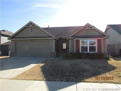 Sand Springs Single Family Home For Sale: 122 W 45th Street