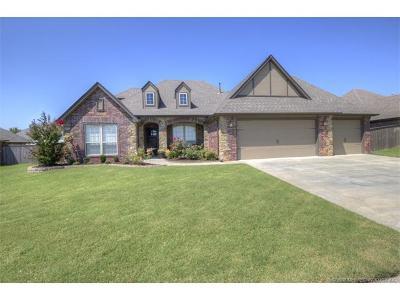 Owasso Single Family Home For Sale: 8318 N 74th East Avenue
