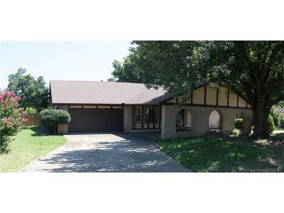 Sapulpa Single Family Home For Sale: 623 Lexington Road