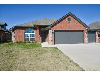 Bixby Single Family Home For Sale: 14754 S Lakewood Place