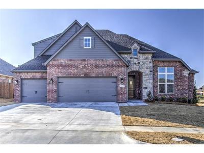 Bixby Single Family Home For Sale: 6030 E 143rd Street S