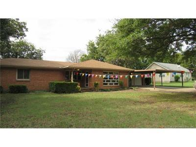Tulsa Single Family Home For Sale: 1412 S 75th East Avenue