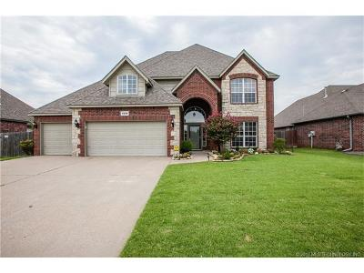 Broken Arrow OK Single Family Home For Sale: $299,000