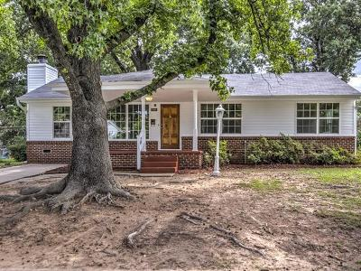 Sapulpa Single Family Home For Sale: 1965 S Scott Street