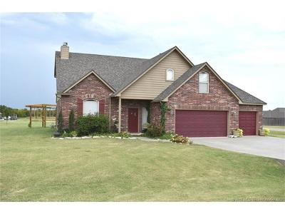Broken Arrow Single Family Home For Sale: 22073 115th Place